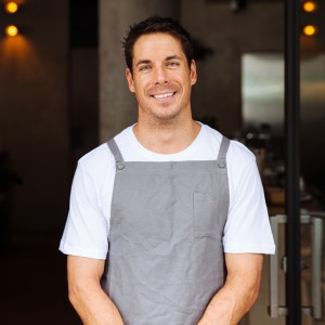 Ian Oakes Chef at Drake Eatery